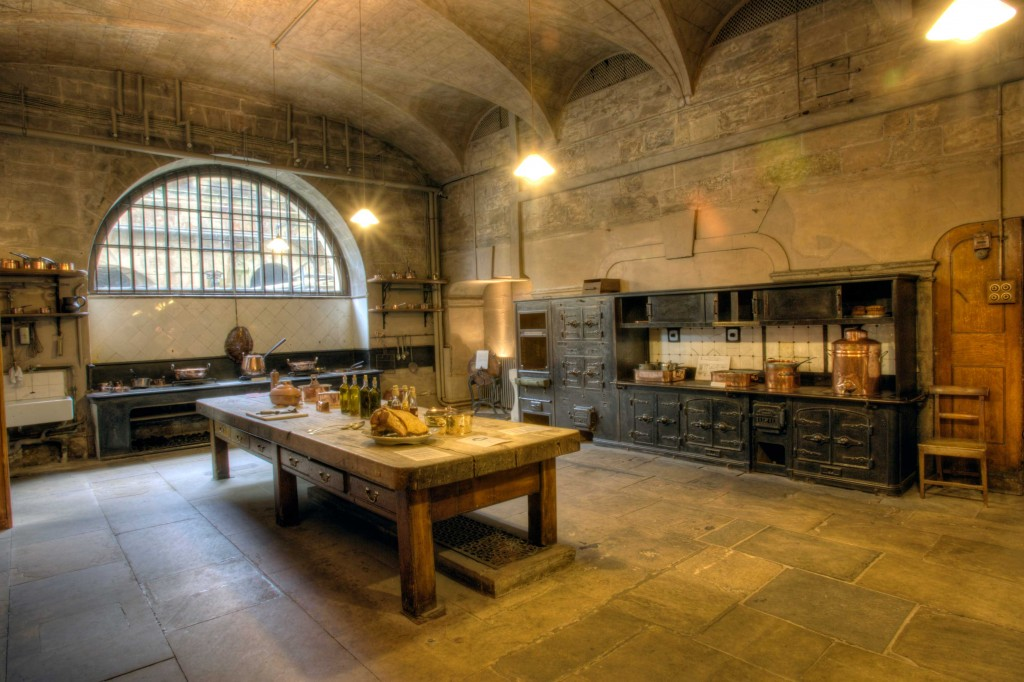Pictures Of Old Kitchens Magnificent Old Kitchen  Harewood House