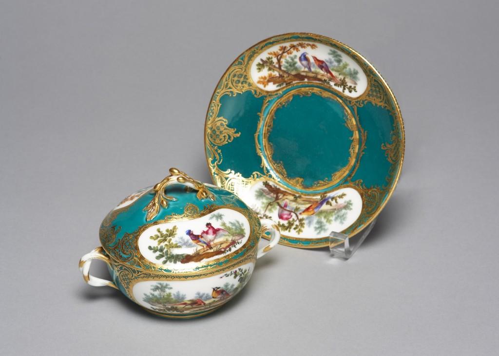 Exposition Harewood 2014 porcelaine royale Sèvres 7b-1024x731