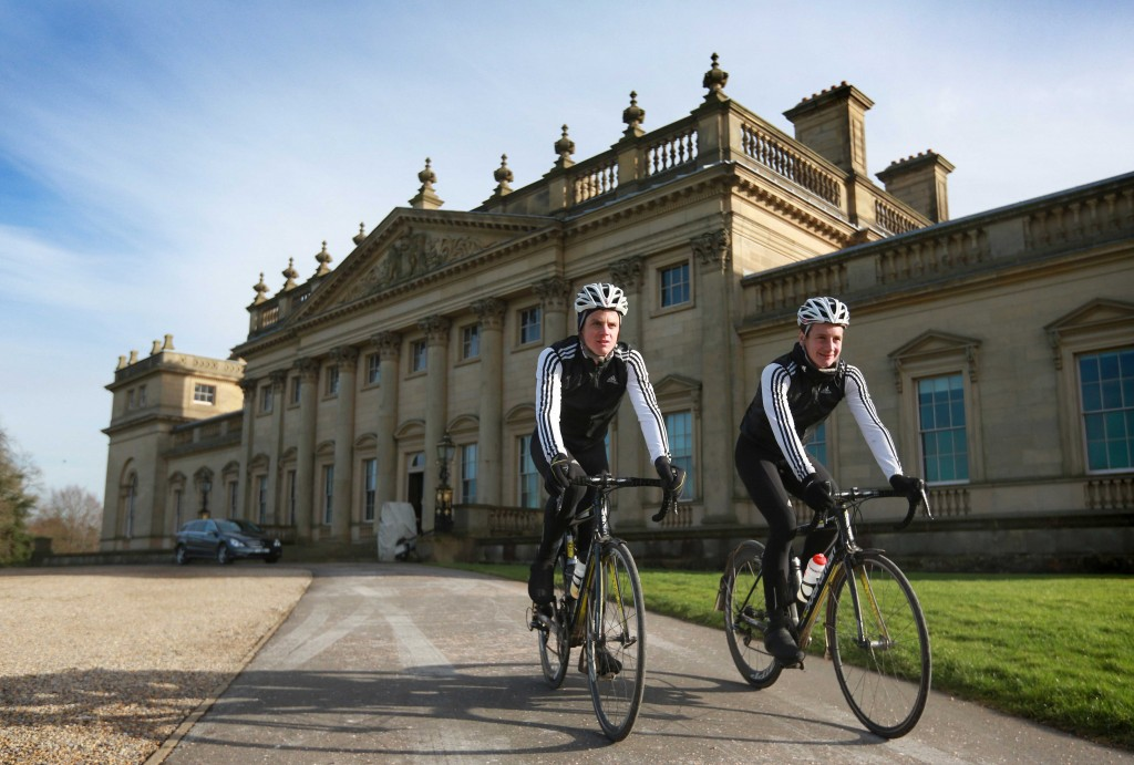Brownlee Brothers support Le Tour of Yorkshire