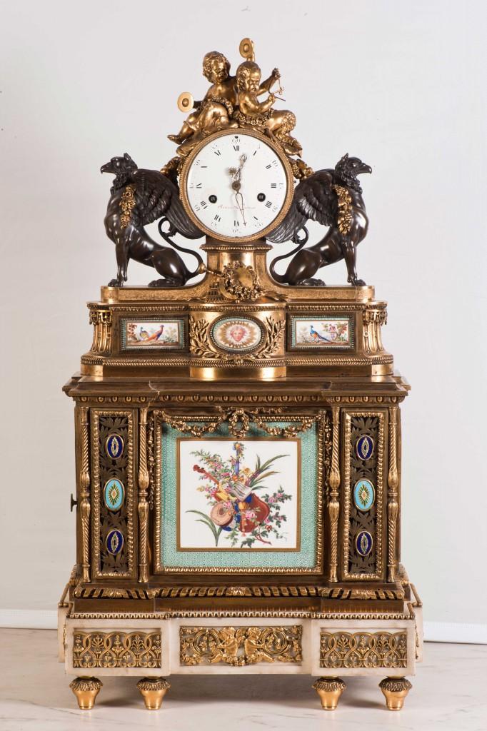 Sevres clock