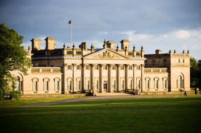Harewood House North Front view