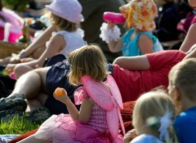 Harewood House has lots of family events in Yorkshire