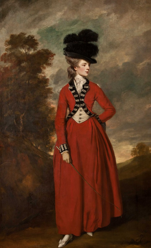 Regency art on display at Harewood House near Leeds