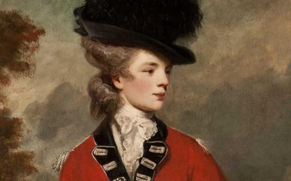 Harewood House has Joshua Reynolds paintings on display