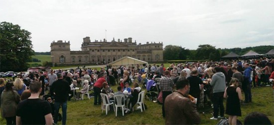 Food Festival at Harewood House