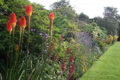 Harewood House has award winning gardens
