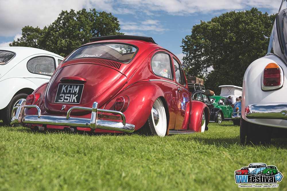 Harewood House VW Festival