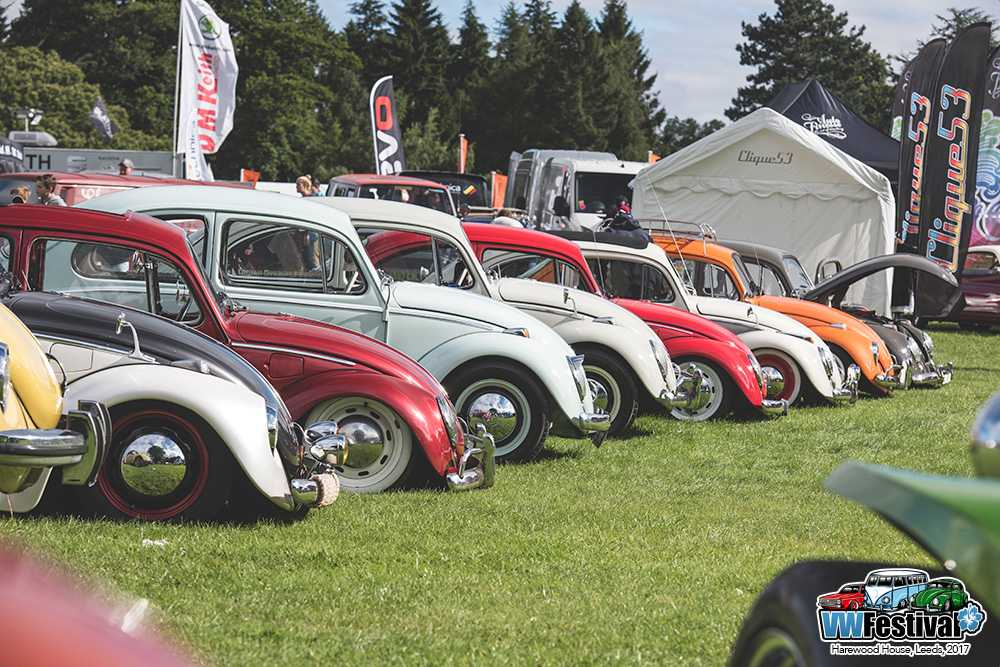 VW Festival, Harewood House, West Yorkshire