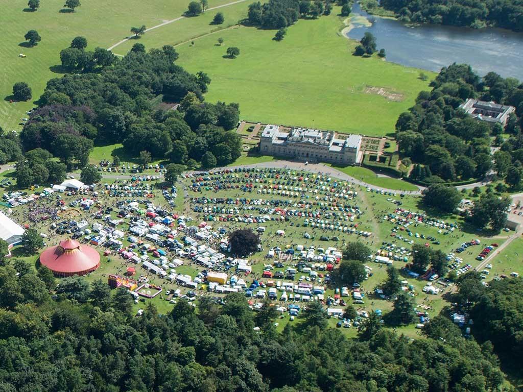 VW Festival, Harewood House