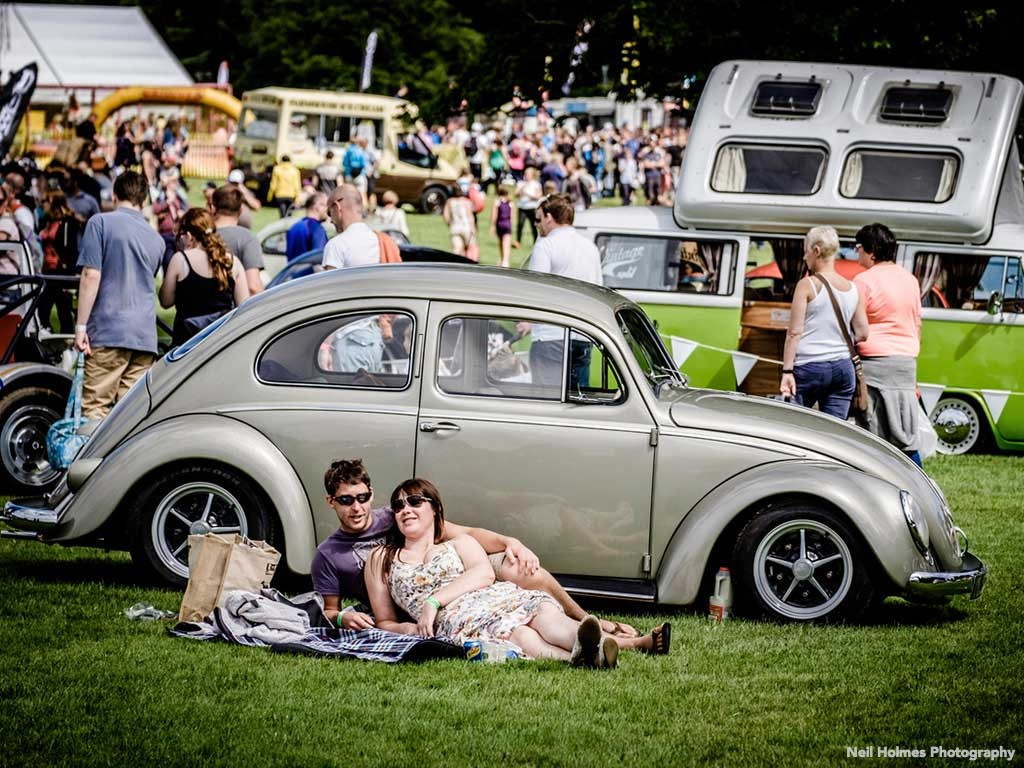 Family VW Event, Harewood