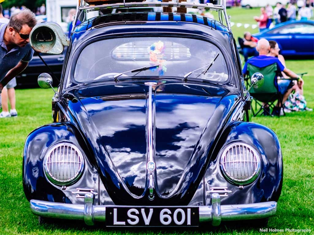 VW Festival at Harewood, Leeds