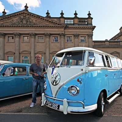 VW Festival at Harewood