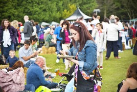 Harewood welcomes the Great British Food Festival