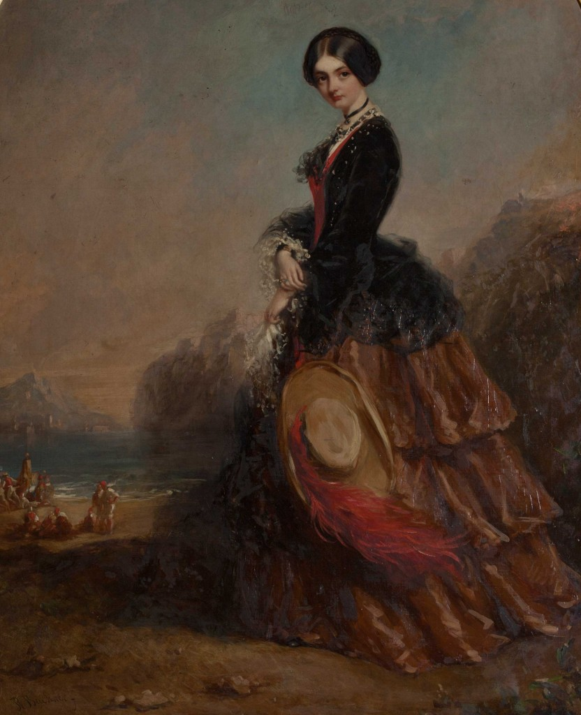 Lady Elizabeth De Burgh Harewood House
