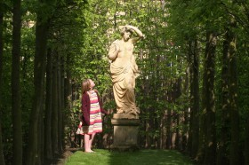 Discover beautiful gardens at Harewood House