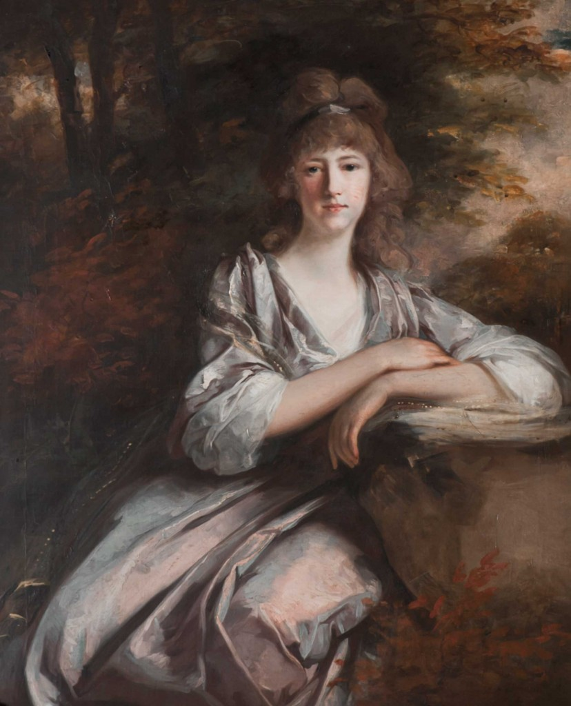 Harewood exhibits Thomas Hoppner paintings