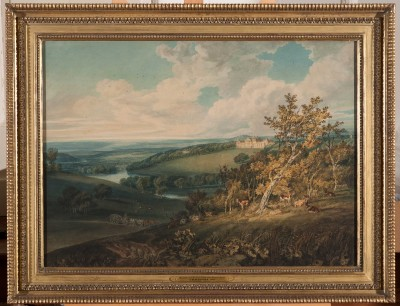 Harewood House in Yorkshire has Turner paintings