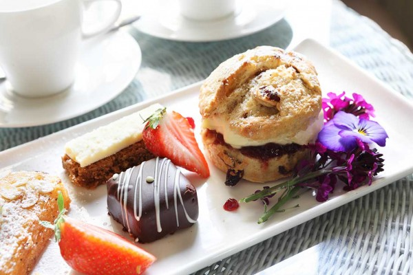 Harewood House is a perfect place to have afternoon tea