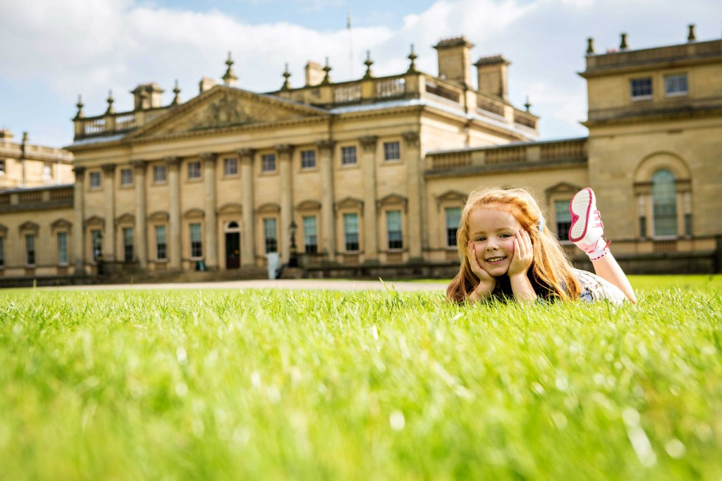 Enjoy fresh air at Harewood House in Leeds