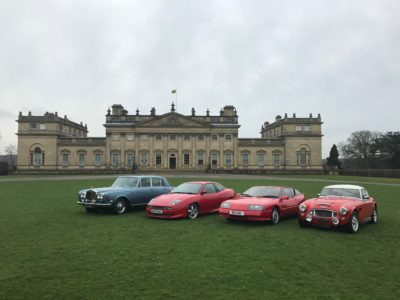 Yorkshire Post Classic Car Show