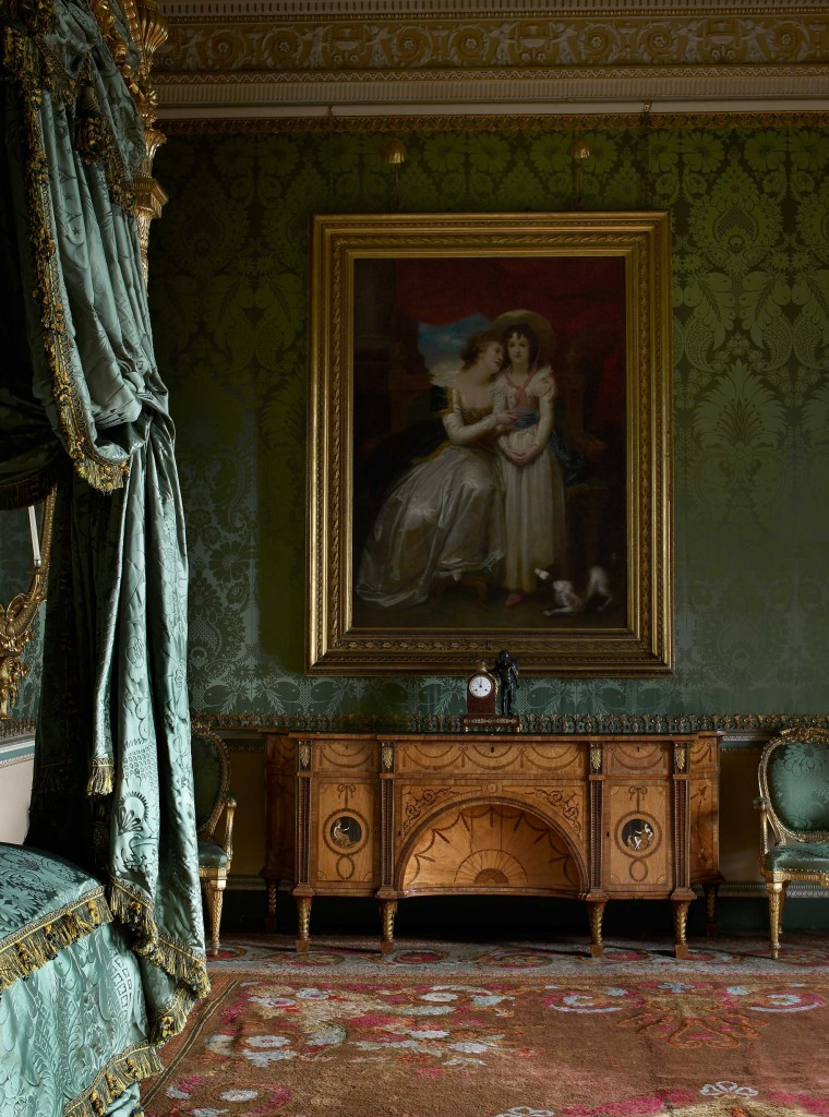 Experience grand rooms at Harewood House in Yorkshire