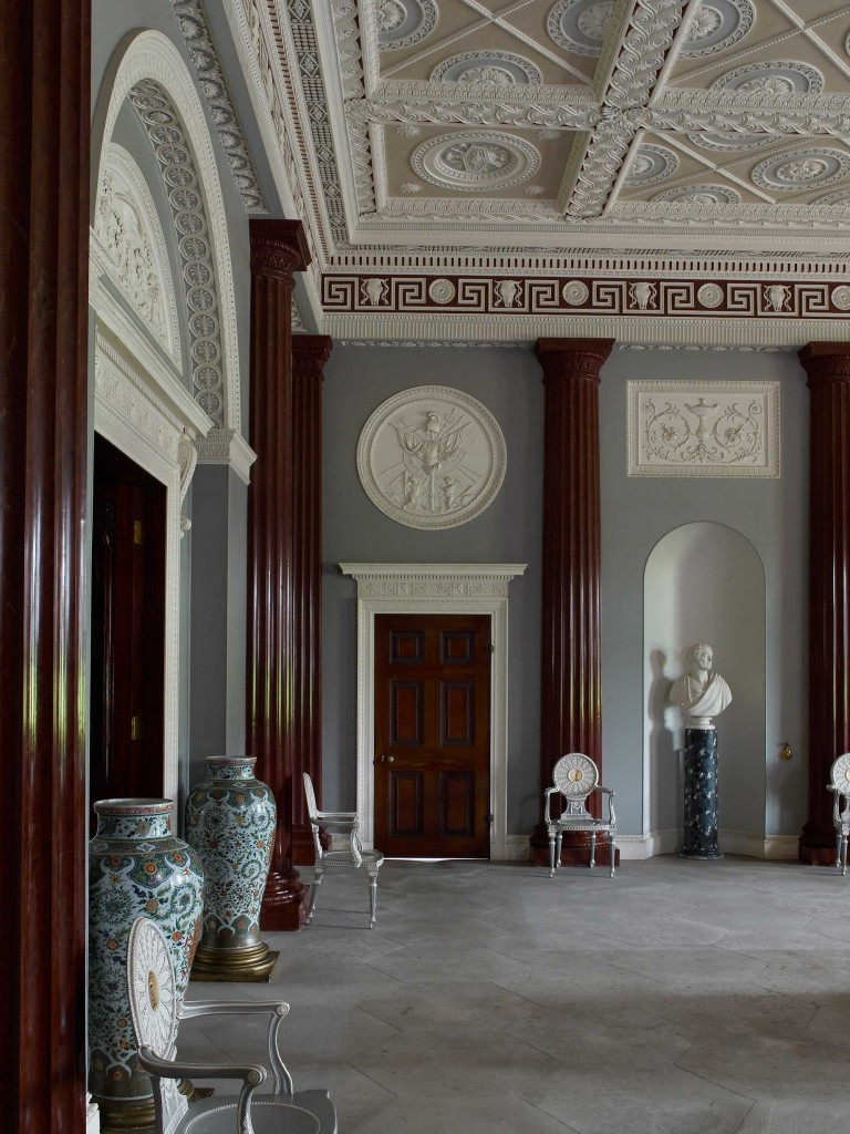 Harewood House in Leeds is a country house