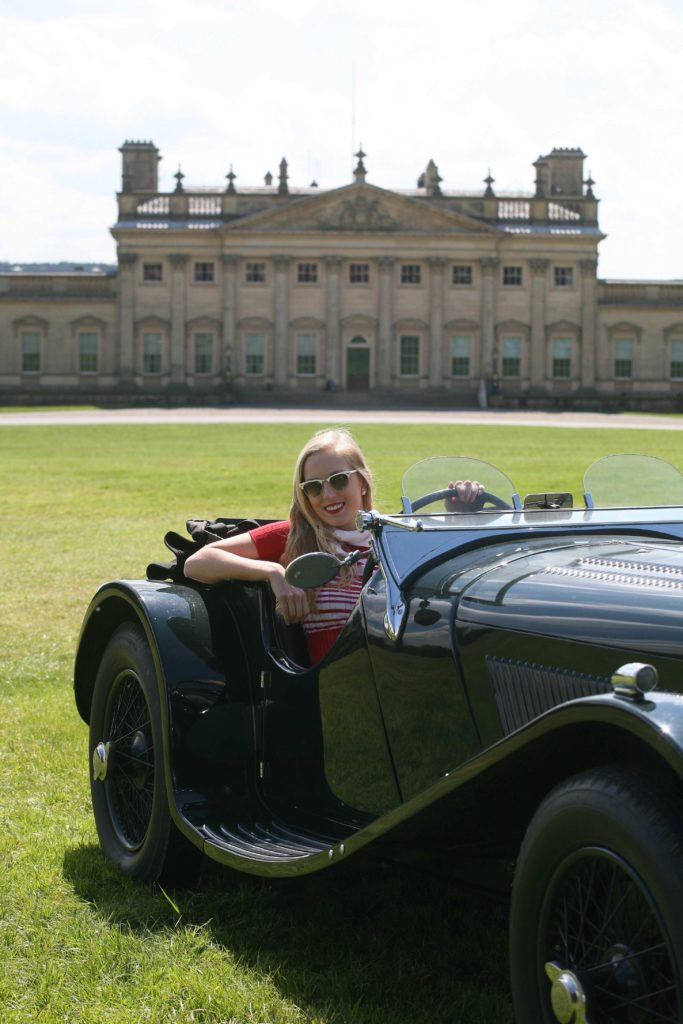 Motor Show & Classic Car Rally 2019 at Harewood