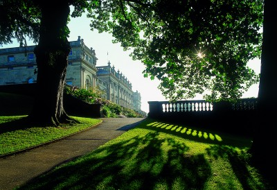 Harewood House has garden tours for groups