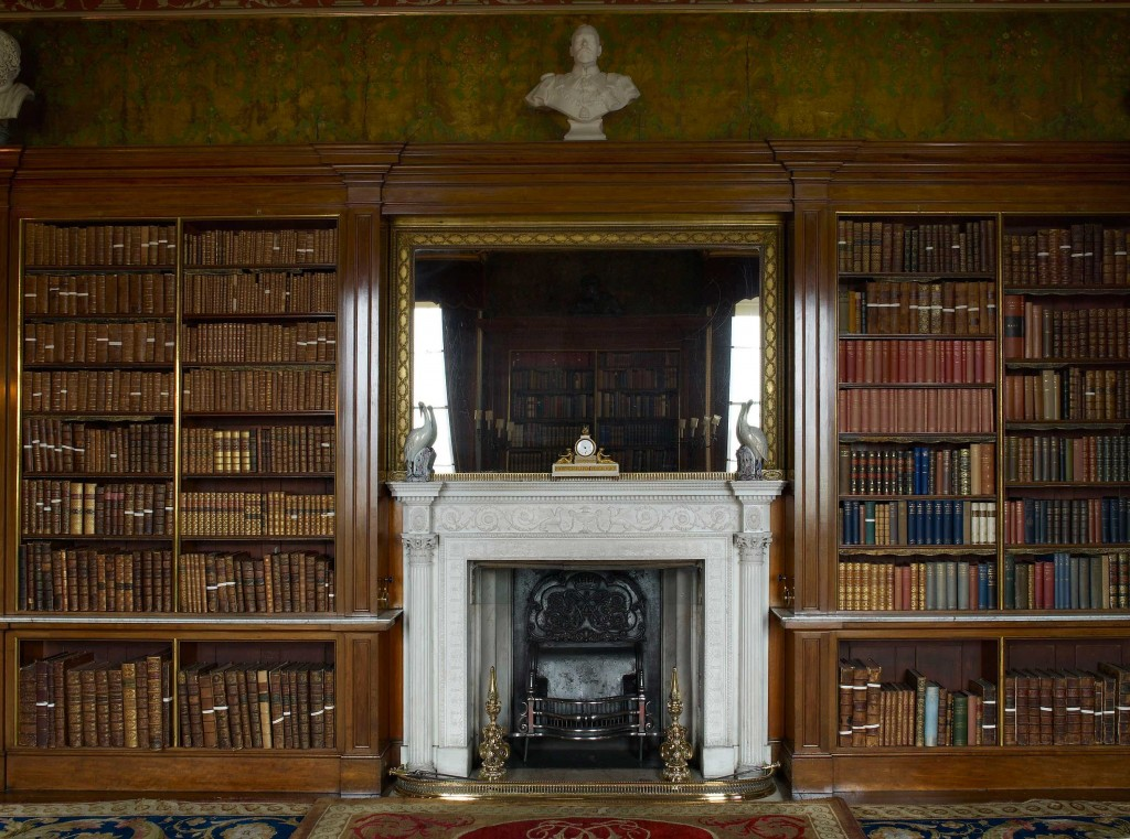 Exquisite rooms at Harewood House in Harrogate