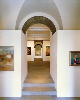 Harewood's modern art gallery