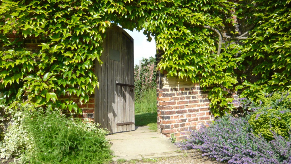 Discover the Walled Garden at Harewood