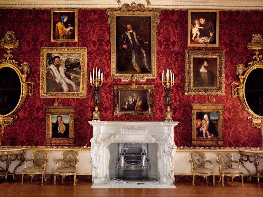 A world class collection of Renaissance work is house at Harewood
