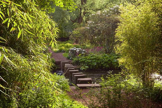 Harewood in Yorkshire has a Himalayan Garden
