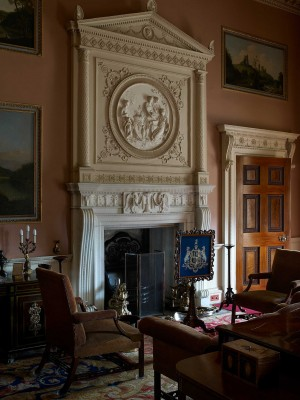 Harewood House has three libraries you can visit