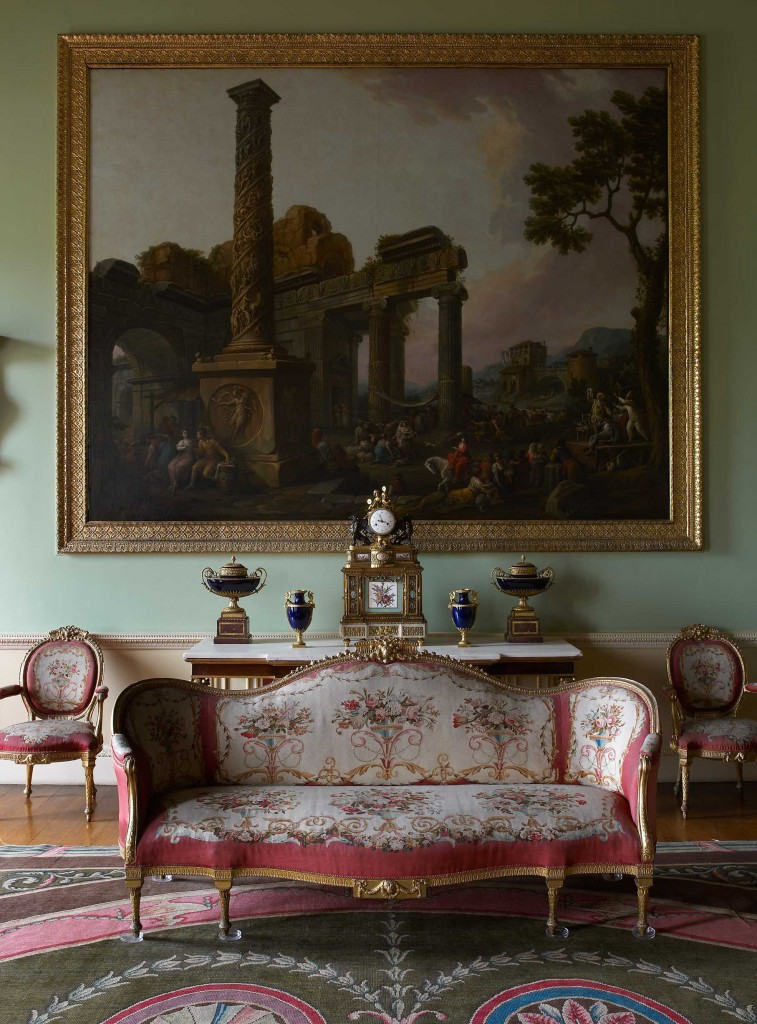 Discover the Music Room at Harewood House in Yorkshire