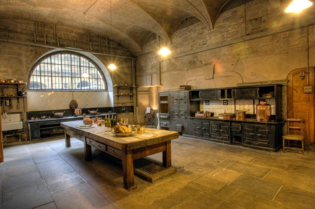 Old Kitchen – Harewood House