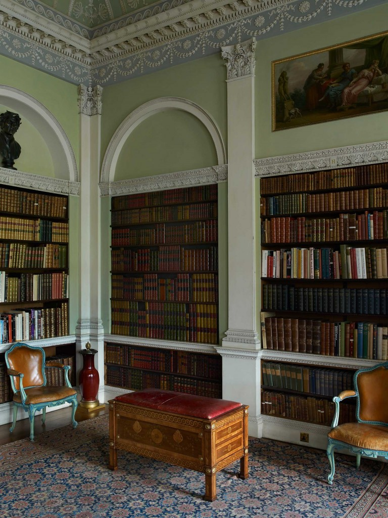 Beautiful rooms at Harewood House in Leeds
