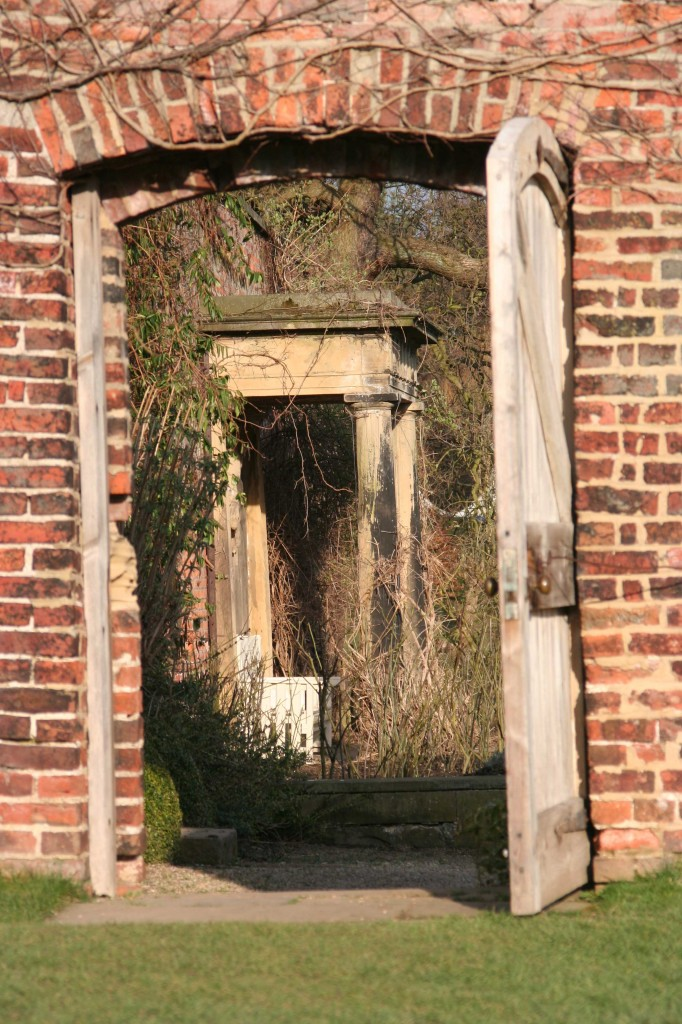 Experience a quieter pace of life in the Walled Garden