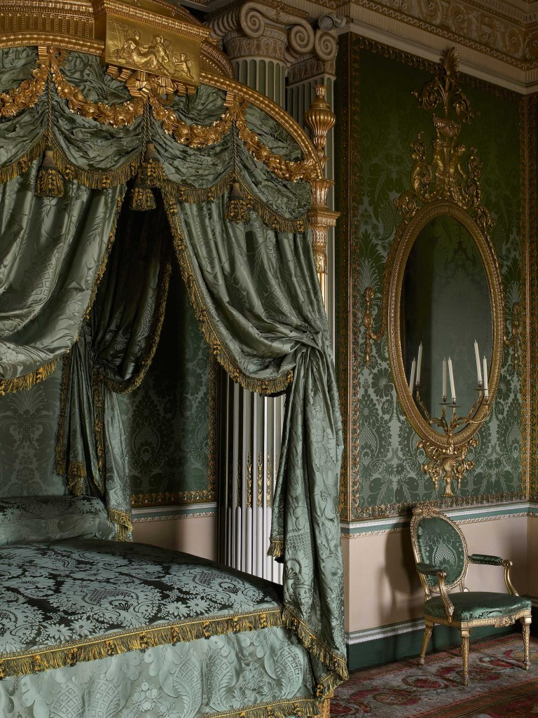 State Bedroom Harewood House