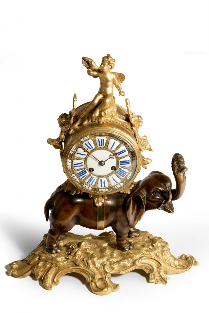 Antiques Fair at Harewood House in Yorkshire