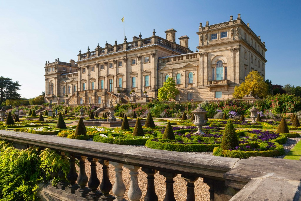 The terrace harewood house for The terrace house book