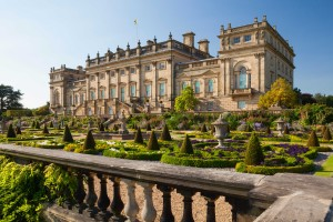 Visit the Terrace at Harewood in Yorkshire