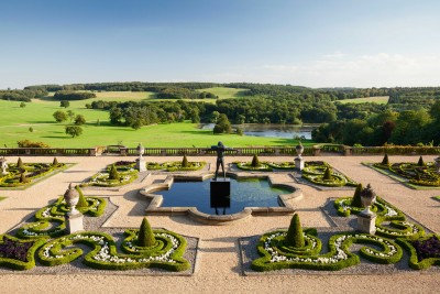 Harewood House has Capability Brown landscape