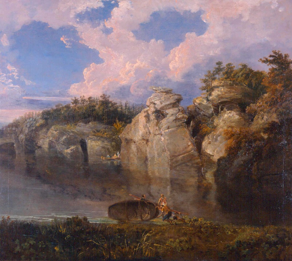 Harewood near Leeds is a great place to see Turner artwork