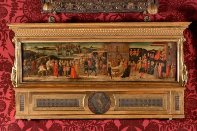 Harewood House near Harrogate has Renaissance art collections