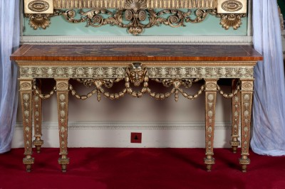 Harewood House near Harrogate has some of the finest examples of Chippendale in the world