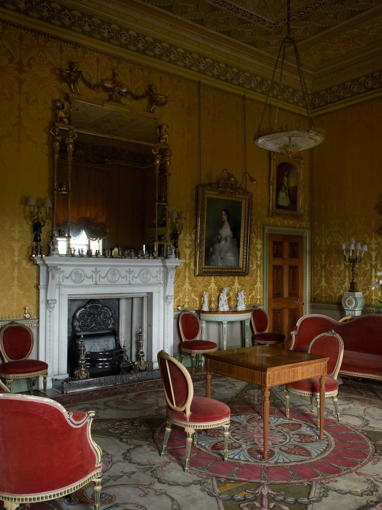 Visit Harewood and see the Yellow Drawing Room