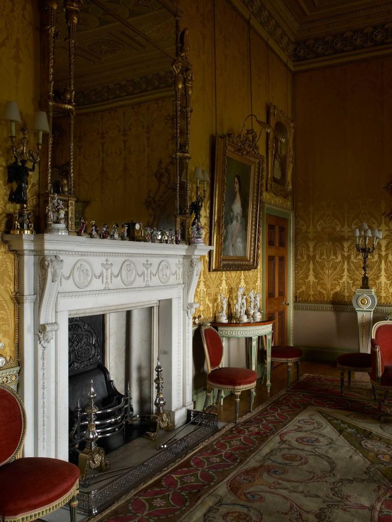 Yellow Drawing Room Harewood House