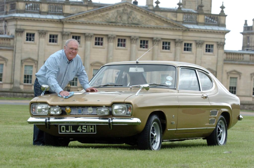 Yorkshire Post Motor Show & Classic Car Rally at Harewood, 2019