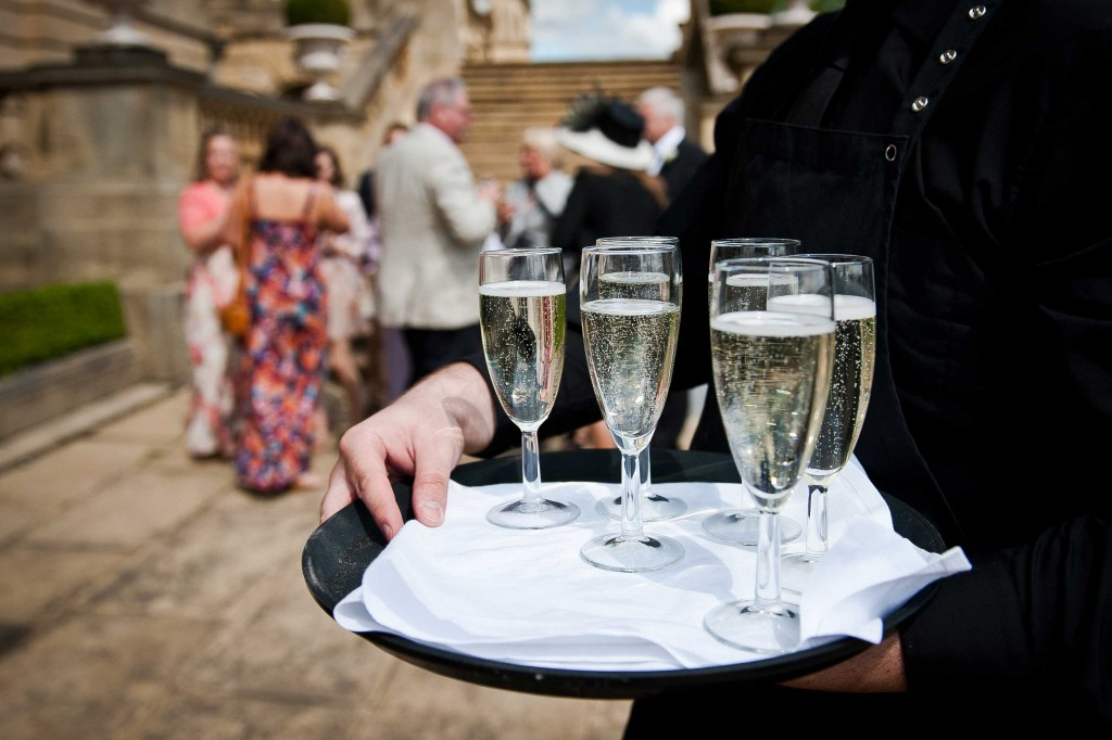 Harewood House in Yorkshire has corporate hospitality packages